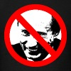 No Putin Russian president Opposition Road Sign - Men's T-Shirt