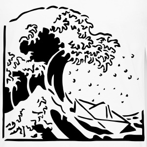 Paper Boat T-Shirts - Men's Premium Long Sleeve T-Shirt