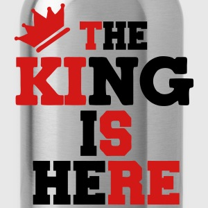 THE KING IS HERE - Water Bottle