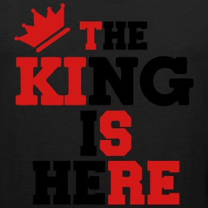 THE KING IS HERE - Men's Premium Tank