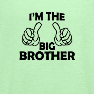 i am the big brother Baby & Toddler Shirts - Women's Flowy Tank Top by Bella