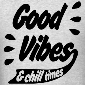 Good Vibes Hoodies - Men's T-Shirt