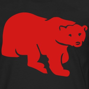 BEAR - Men's Premium Long Sleeve T-Shirt