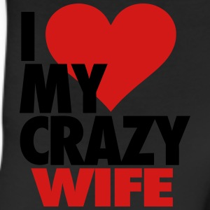 I Love My Crazy Wife T-Shirts - Leggings
