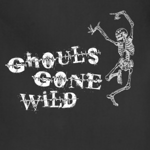 Ghouls Gone Wild - Adjustable Apron