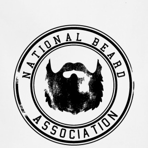National Beard Association Grunge Mustache 1c Women's T-Shirts - Adjustable Apron