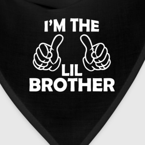 i'm the lil brother  Kids' Shirts - Bandana