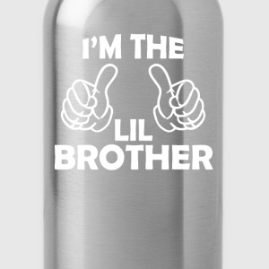 i'm the lil brother  Kids' Shirts - Water Bottle