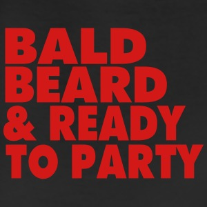 BALD BEARD & READY TO PARTY T-Shirts - Leggings