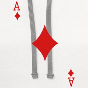 Ace Playing Card Baby & Toddler Shirts - Contrast Hoodie