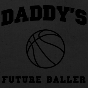 Daddy's Future Baller Baby & Toddler Shirts - Eco-Friendly Cotton Tote