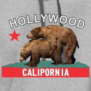 hollywood T-Shirts - Contrast Hoodie