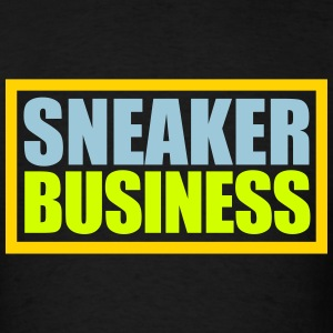 sneaker business Long Sleeve Shirts - Men's T-Shirt