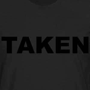 Taken T-Shirts - Men's Premium Long Sleeve T-Shirt
