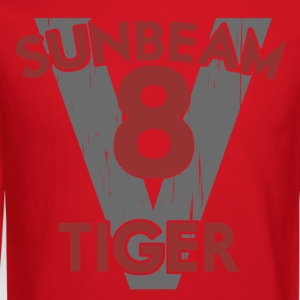 Sunbeam V8 Tiger Cars T-Shirts - Crewneck Sweatshirt