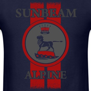 Sunbeam Alpine Racing Long Sleeve Shirts - Men's T-Shirt