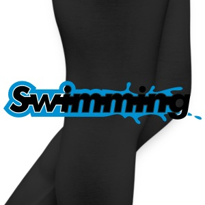 Swimming Polo Shirts - Leggings