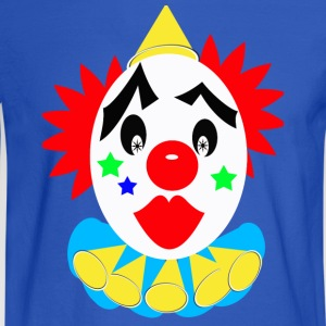 clown Women's T-Shirts - Men's Long Sleeve T-Shirt