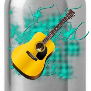 guitar - Water Bottle