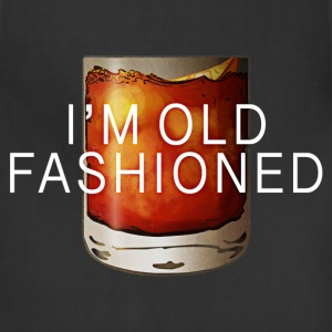 I'M OLD FASHIONED T-Shirts - Adjustable Apron