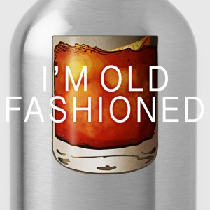 I'M OLD FASHIONED T-Shirts - Water Bottle