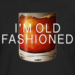 I'M OLD FASHIONED T-Shirts - Men's Premium Long Sleeve T-Shirt