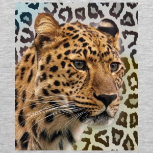 Leopard Print Love Long Sleeve Shirts - Men's Premium Tank