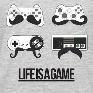Life is a Game Women's T-Shirts - Men's Premium Long Sleeve T-Shirt