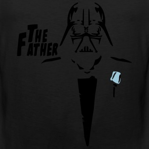 Darth Vader the Father T-Shirts - Men's Premium Tank