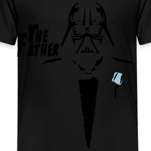 Darth Vader the Father Kids' Shirts - Toddler Premium T-Shirt