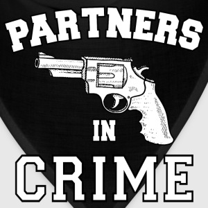 Partners In Crime Right T-Shirts - Bandana