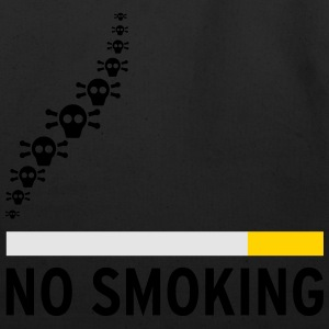 NO SMOKING - Eco-Friendly Cotton Tote