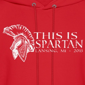 This is Spartan! Women's T-Shirts - Men's Hoodie