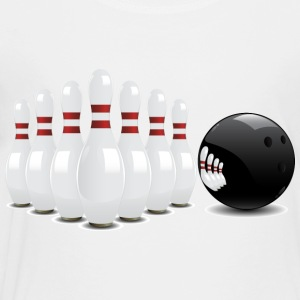 Bowling - Sports - Athlete - League Team Kids' Shirts - Toddler Premium T-Shirt