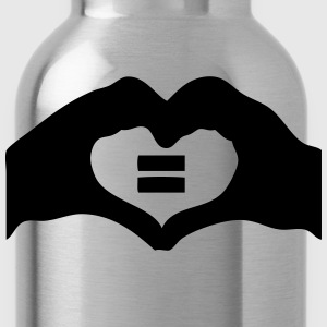 marriage equality Hoodies - Water Bottle
