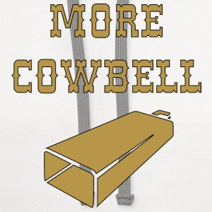 More Cowbell T-Shirts - Contrast Hoodie
