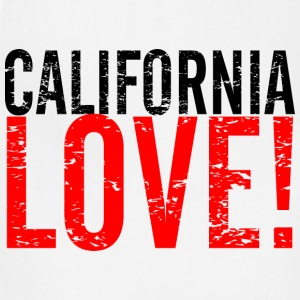 CALIFORNIA LOVE! Tanks - Adjustable Apron