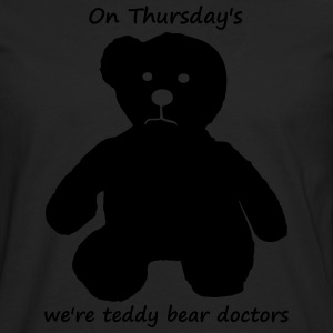 teddybeardoctor Kids' Shirts - Men's Premium Long Sleeve T-Shirt