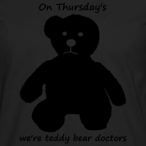 teddybeardoctor Women's T-Shirts - Men's Premium Long Sleeve T-Shirt
