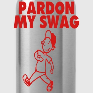 PARDON MY SWAG Hoodies - Water Bottle