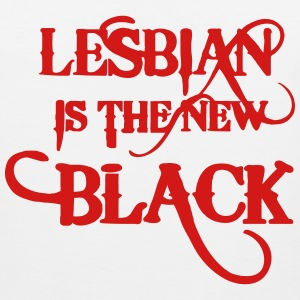LESBIAN IS THE NEW BLACK Hoodies - Men's Premium Tank
