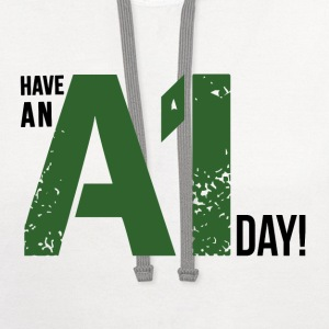 Breaking Bad: Have an A1 Day Carwash T-Shirt T-Shirts - Contrast Hoodie