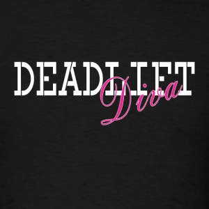 DEADLIFTDIVA.PNG Tanks - Men's T-Shirt