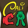 California colors Hand Women's T-Shirts - Women's T-Shirt