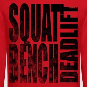 Squat Bench Deadlift 2 - Crewneck Sweatshirt