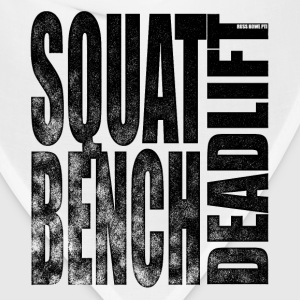 Squat Bench Deadlift - Women's Hooded 2 - Bandana