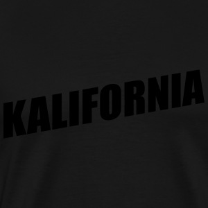 KALIFORNIA Long Sleeve Shirts - Men's Premium T-Shirt