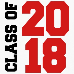 Class of 2018 T-Shirts - Men's Premium Long Sleeve T-Shirt