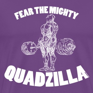Quadzilla - Women's Hooded 2 - Men's Premium T-Shirt