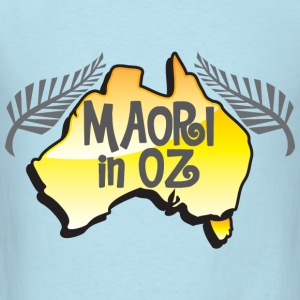 MAORI in OZ (Australia) New Zealand Baby & Toddler Shirts - Men's T-Shirt